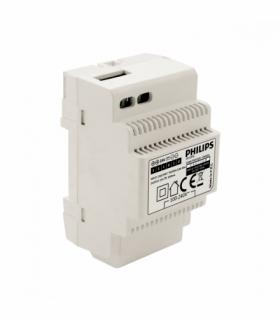 Philips WelcomeEye Power transformator modułowy do systemów wideo domofonowych 230V AC/24V DC, łatwy i szybki montaż natynkowy 5