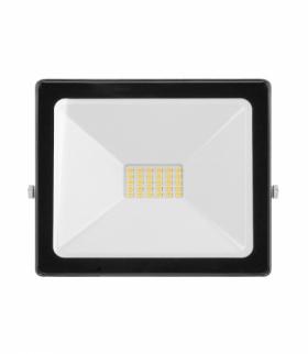 ALLED 20W Naświetlacz LED, 1600lm, IP65, 4000K, Alu+szkło Orno FL-1