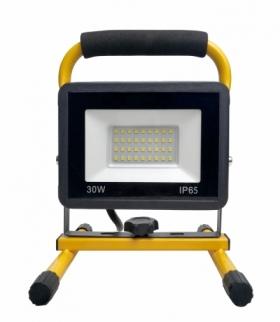 Naświetlacz roboczy STATIX 30W, na statywie, 2400lm, IP65, 6000K Orno OR-NR-6196L6