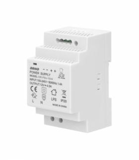 Zasilacz na szynę DIN 12VDC, 4,5A, 54W, szerokość 3 moduły Orno OR-PSU-1644