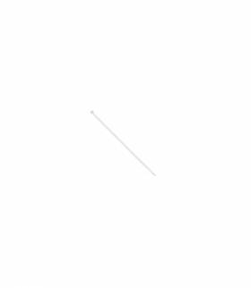 Opaska kablowa, kolor naturalny, szerokość 2,5mm, długość 200mm, 100 sztuk. Orno OR-AE-13199/3/20/100