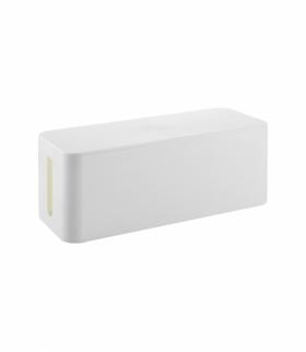 Organizer do kabli - cable box L, biały Orno CB-1/W