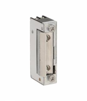 Elektrozaczep symetryczny z blokadą MINI, NISKOPRĄDOWY 280mA dla 12VDC Orno OR-EZ-4025
