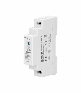 Zasilacz na szynę DIN 12VDC, 1,25A, 15W, szerokość 1 moduł Orno OR-PSU-1642