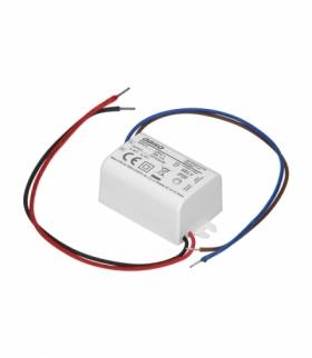 Zasilacz MINI do LED do puszki 12VDC 6W, IP20, 55/29,5/22mm Orno OR-ZL-1629