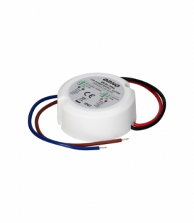 Zasilacz do LED do puszki 12VDC 10W, IP67 Orno OR-ZL-1655