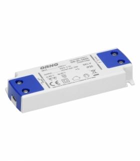 Zasilacz płaski do LED 12VDC 15W, IP20 , wysokość 16,5mm Orno OR-ZL-1650