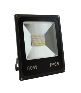 OLIMP LED 50W BLACK 4500K Naświetlacz SMD LED