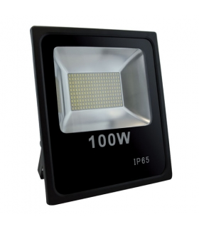 OLIMP LED 100W BLACK 4500K Naświetlacz SMD LED