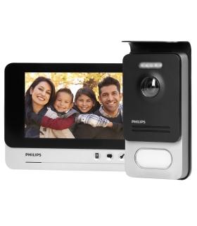 Philips WelcomeEye Comfort, Zestaw wideo domofonowy 531119