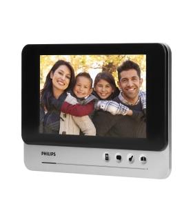 """Philips WelcomeEye AddComfort, Monitor do rozbudowy zestawów z serii WelcomeEye Comfort, 7"""" ekran, sterowanie bramą, interkom"""