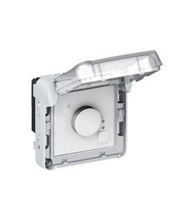 PLEXO IP55 Termostat elektroniczny pokojowy 250V Legrand 069508