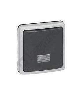 PLEXO IP66 Przycisk przełączny NO/NC 6 A - 250 V - mechanizm bez puszki Legrand 090482
