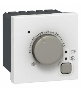 MOSAIC Termostat elektroniczny Biały Legrand 076720
