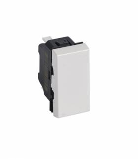 MOSAIC Łącznik schodowy 10 AX 250 V 1 modułowy Biały Legrand 077001