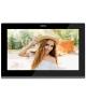 Wideodomofon EURA VDP-99C5 Czarny, Monitor 10 z WIFI, otwieranie 2 wejść, czytnik zbliżeniowy