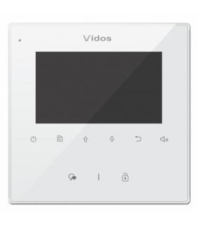 M1022W Monitor wideodomofonu VIDOS DUO 4.3 cala
