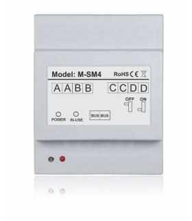 M-SM4 Moduł funkcyjny VIDOS DUO