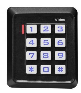 ZS40B Zamek szyfrowy z czytnikiem RFiD IP40 VIDOS