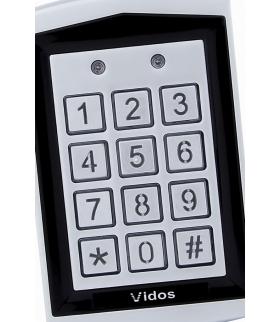 ZS10 Zamek szyfrowy hermetyczny IP65 aluminiowy VIDOS