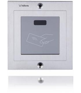 S600A Zamek szyfrowy na karty zbliżeniowe VIDOS
