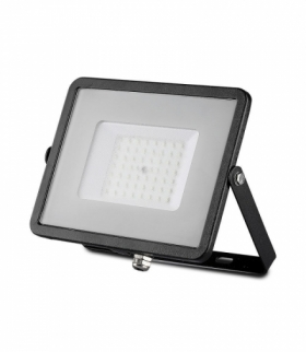 Projektor LED V-TAC 50W SAMSUNG CHIP Czarny VT-50 4000K 4000lm 5 Lat Gwarancji