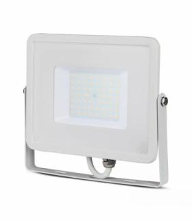 Projektor LED V-TAC 50W SAMSUNG CHIP Biały VT-50 4000K 4000lm 5 Lat Gwarancji
