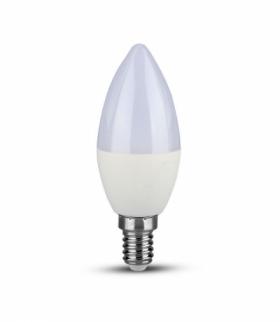 Żarówka LED V-TAC 5.5W E14 Świeczka VT-1855 2700K 470lm