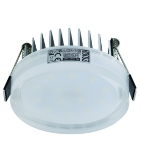 VALERIA-7 LED  Oprawa dekoracyjna SMD LED 230V  7W -560lm