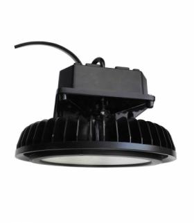 Oprawa V-TAC 500W LED High Bay Zas. Mean Well Ściemnialna Czarny VT-9500 6400K 65000lm 5 Lat Gwarancji