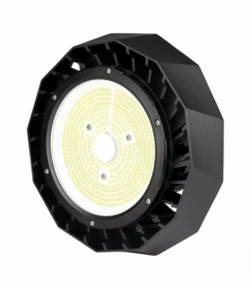 Oprawa LED High Bay V-TAC SAMSUNG CHIP 100W Zas. Mean Well 1-10V 120st 180lm/W VT-9-102 4000K 18000lm 5 Lat Gwarancji