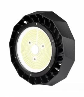 Oprawa LED High Bay V-TAC SAMSUNG CHIP 120W Zas. Mean Well 1-10V 120st 180lm/W VT-9-120 6400K 21000lm 5 Lat Gwarancji