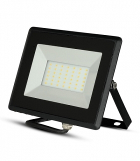 Projektor LED V-TAC 50W SMD E-Series Czarny VT-4051 4000K 4250lm