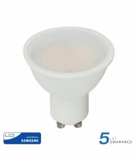 Żarówka LED V-TAC SAMSUNG CHIP GU10 10W 110st VT-271 4000K 1000lm 5 Lat Gwarancji