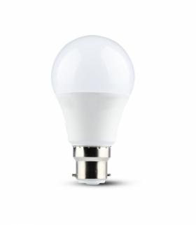VT-2189 9W A60 Żarówka LED, Barwa 6400K, Trzonek B22