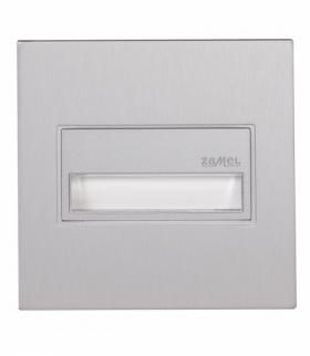 Oprawa LED SONA kwadratowa PT 14V DC ALUMINIUM - biała zimna