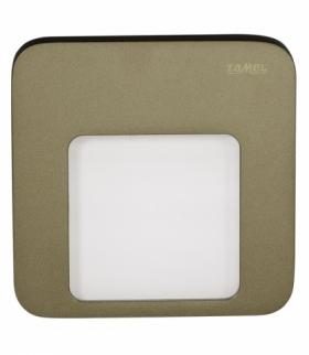 Oprawa LED MOZA NT 14V DC STARE ZŁOTO - biała ciepła