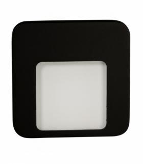 Oprawa LED MOZA NT 14V DC CZARNA - biała ciepła