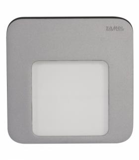 Oprawa LED MOZA PT 230V ALUMINIUM - biała ciepła