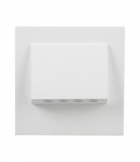Oprawa LED NAVI PT 230V BIAŁA - biała ciepła