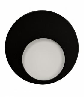 Oprawa LED MUNA PT 14V DC CZARNA - RGB