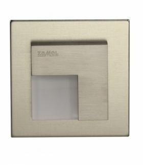 Oprawa LED TICO z ramką NT 14V DC STAL - biała ciepła