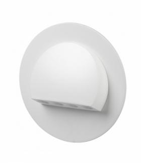 Oprawa LED RUBI PT 230V AC BIAŁA - biała ciepła