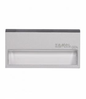 Oprawa LED SONA NT 14V bez ramki ALUMINIUM - biała ciepła