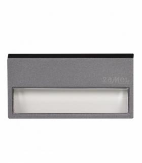 Oprawa LED SONA NT 14V bez ramki GRAFIT - biała ciepła