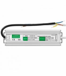 Zasilacz LED slim 12V DC / 45W ZAH-45-12