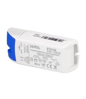 Transformator elektroniczny 230/11,5V 0-105W