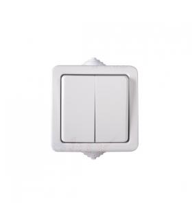 TEKNO 05-1010-102 biały Łącznik świecznikowy KANLUX 33495