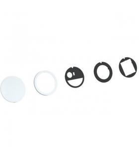 PIX gniazdo 1x 230V + 3 pierścienie + przewód + wtyczka