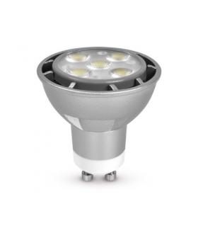 Żarówka LED GU-10 wąskostrumieniowa, 6W